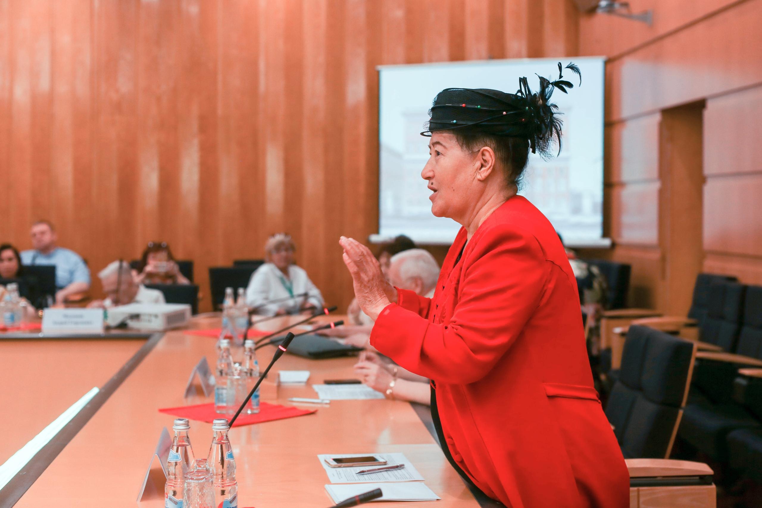 T1jU6XEB DM - Состоялась Международная Конференция в Доме Правительства 7 июня 2019г.